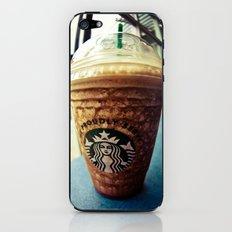 Starbucks Frappe Love iPhone & iPod Skin