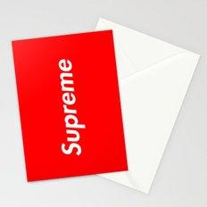 Supreme Stationery Cards