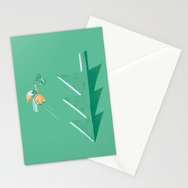 Extreme Christmas Celebration Stationery Cards