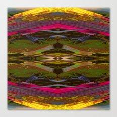 Internal Kaleidoscopic Daze-11 Canvas Print