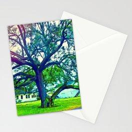 Southern Live Oak Stationery Cards