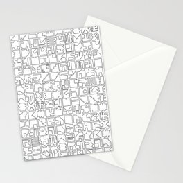 Printed Pixels Stationery Cards