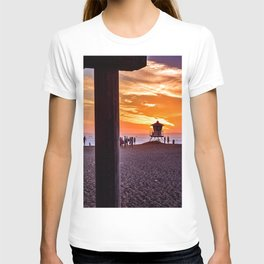 Tower Inferno T-shirt