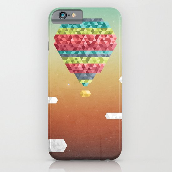Triangular Skies iPhone & iPod Case