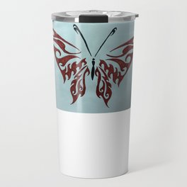Valletyn butherfly Travel Mug