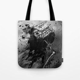 Baba Yaga Tote Bag