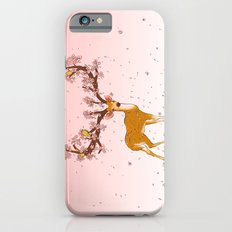 Blooming stag Slim Case iPhone 6s