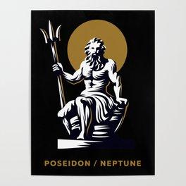 Poseidon / Neptune Poster