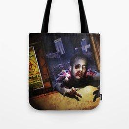 Z Attack! Tote Bag