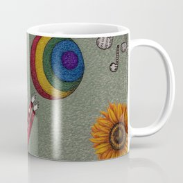 Henry's Rainbow Coffee Mug