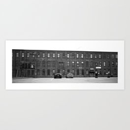 Cortland Foundations Art Print