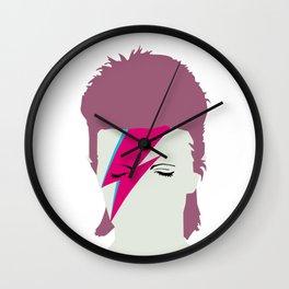 Rock art / ZS Wall Clock