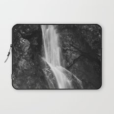 Waterfall in Hell Gorge, Slovenia Laptop Sleeve