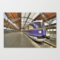 german Canvas Prints featuring German DMU  by Rob Hawkins Photography
