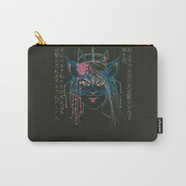 Dark Kitsune Carry-All Pouch