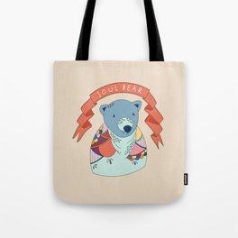 Soul Bear Tote Bag