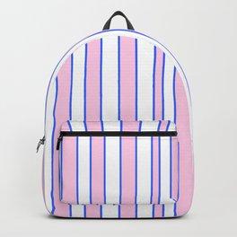 Strips 2-line,band,striped,zebra,tira,linea,rayas,rasguno,rayado. Backpack