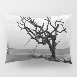 Ghost Trees Pillow Sham