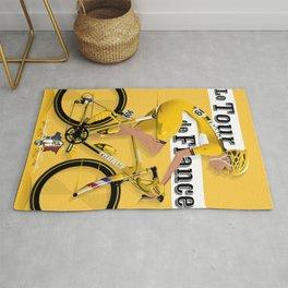 Tour De France cycling grand tour Rug