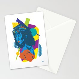 TRUDY :: Memphis Design :: Miami Vice Series Stationery Cards