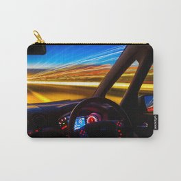 Driving to the unknown Carry-All Pouch
