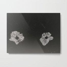 Mushroom Body Metal Print