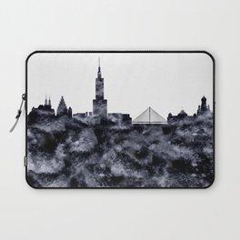 Warsaw Skyline Poland Laptop Sleeve