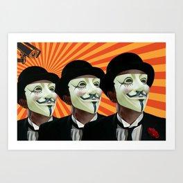 The Three Wise Men Art Print