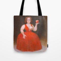Apples. Tote Bag