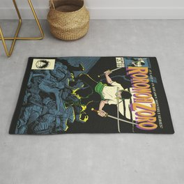 PIRATE HUNTER Rug