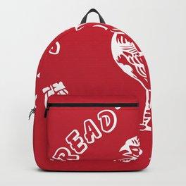 spread sriracha Backpack