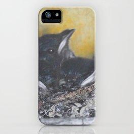Sliding Descent iPhone Case