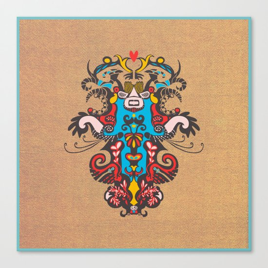 Harmony -1  Canvas Print