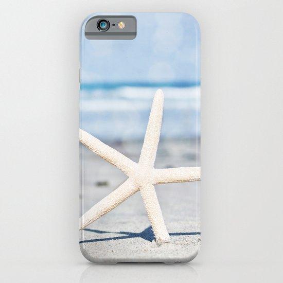 Starfish By The Seashore  iPhone & iPod Case