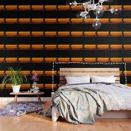 Witch - Orange Wallpaper