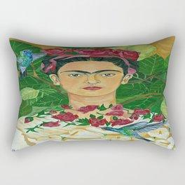 Frida In Heaven Rectangular Pillow