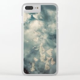 Reflections Clear iPhone Case
