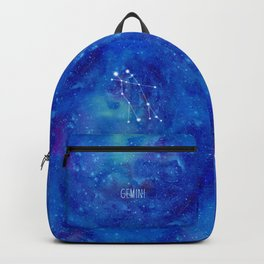 Constellation Gemini Backpack