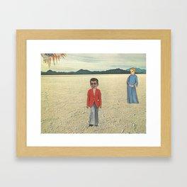 Born Again Framed Art Print