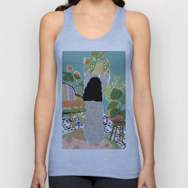Jungle Queen Unisex Tank Top