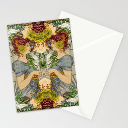 The Feather Stationery Cards