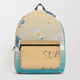 Summer Holiday Backpack