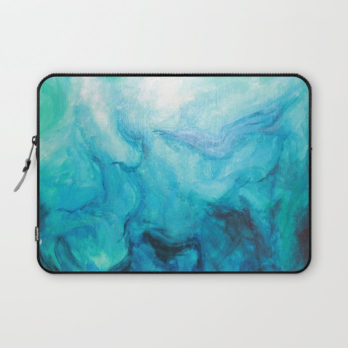 Deep Diver Laptop Sleeve
