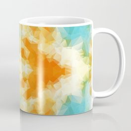 """Poncho mood"" triangles design Coffee Mug"