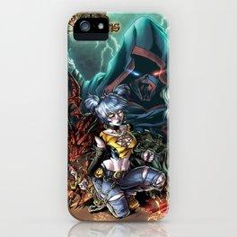 Kristine Helios iPhone Case