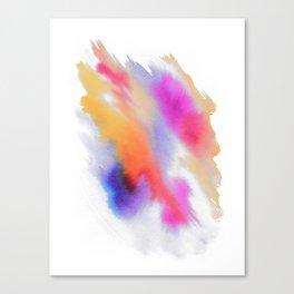 Emotion Sickness Canvas Print