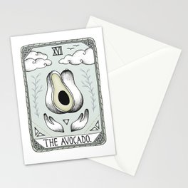 The Avocado Stationery Cards