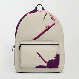 Fizzing Forth Pink Gin Backpack