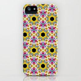 Yellow Apple Honeydew iPhone Case