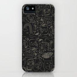 Yogi Tribe iPhone Case